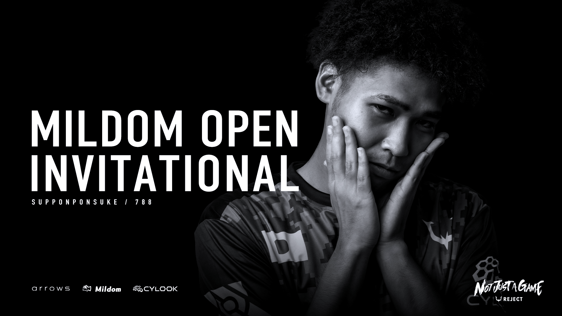 【APEX】 『Apex Legends Mildom OPEN Invitational』出場